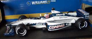 WILLIAMS J.BUTTON 2000    1/18