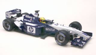 WILLIAMS MONTOYA 2002     1/18
