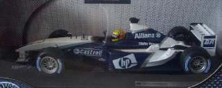 WILLIAMS F1 BMW FW25 2003 1/18