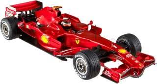 FERRARI F1 2008 RAIKKONEN 1/43