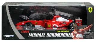 FERRARI SCHUMACHER F2004  1/18