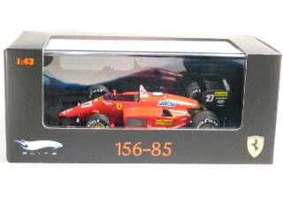 FERRARI F1 156/85 1985    1/43