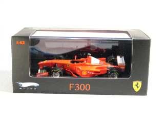 FERRARI F1 F300 1998      1/43