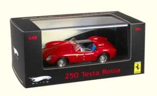 FERRARI 250 TR ROSSA 1958 1/43