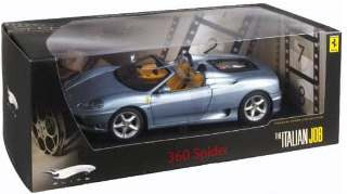 FERRARI 360 SPIDER   FILM 1/18
