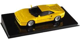 FERRARI 288 GTO GIALLA    1/43