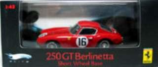 FERRARI 250GT BERLINETTA  1/43