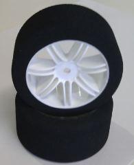 SPUGNE BIMESCOLA M-SOFT  WHITE