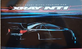 Xray NT1.2 1/10 2019 Luxury nitro TC Touring