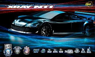 XRAY NT1.3 1/10 Luxury Nitro touring in Kit