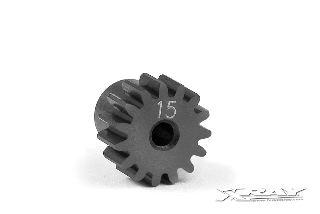 PIGNONE IN ACCIAIO 15T/48  M18