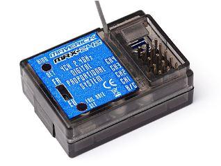 RICEVENTE MRX242 4ch    2,4Ghz