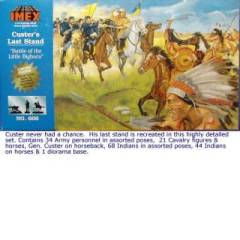 CUSTER'S LAST STAND       1/72