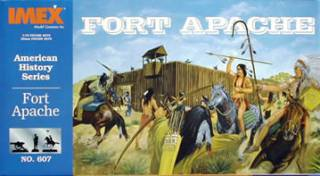FORT APACHE 25mm          1/72