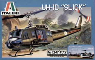 UH 1D SLICK AB 205 E.I.   1/72