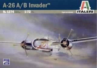A26 A/B INVADER           1/72