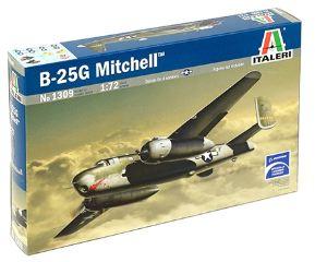 B25G MITCHELL WWII        1/72