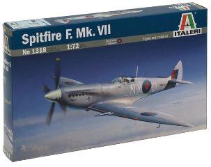 SPITFIRE MK VII           1/72