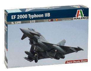 EF 2000 TYPHOON II B      1/72