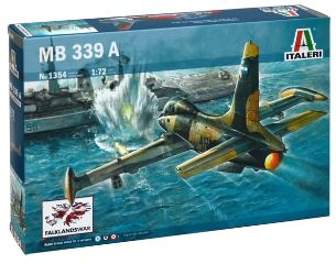 MB339 A FALKLANDS WAR     1/72