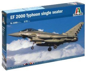 EF2000 TYPHOON            1/72