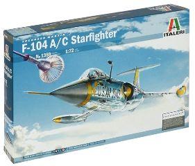 F104 A/C STARFIGHTER      1/72