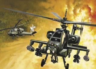 AH-64 APACHE              1/72