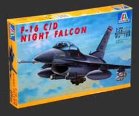 F16 C/D NIGHT FALCON      1/72