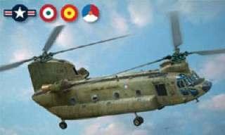 CHINOOK CH-47 D ITALIA    1/48