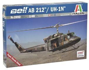 BELL AB212 UH1N           1/48