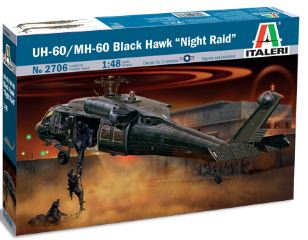 BLACK HAWK NIGHT RAID     1/48