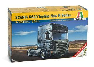 SCANIA R620 TOPLINE       1/24