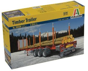 TIMBER TRAILER            1/24