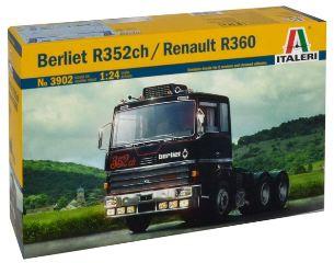 CAMION BERLIET R352ch     1/24