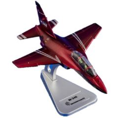 MB346 rosso 1/100 montato