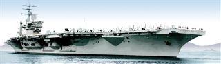 USS NIMITZ PORTAEREI     1/720