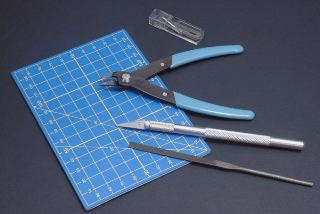 TOOL SET ACCESSORI xMODELLISMO