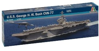 USS GEORGE HW BUSH CVN77 1/720