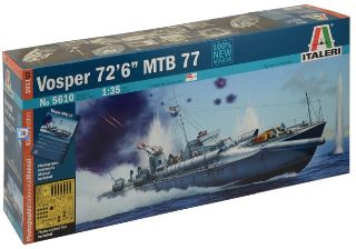 VOSPER 72 6 MBT 77        1/35
