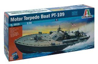 PT109 MOTOR TORPEDO BOAT  1/35