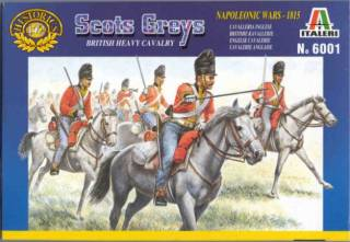BRITISH HEAVY CAVALRY     1/72
