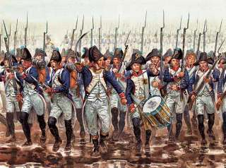 FRENCH INFANTRY 1798-1805 1/72