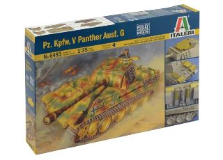 CARRO PANTHER V AUF. G    1/35