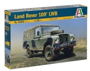 LAND ROVER 109 LWB        1/35
