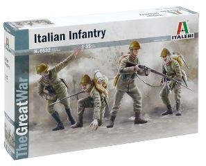 FANTERIA ITALIANA WWI     1/35