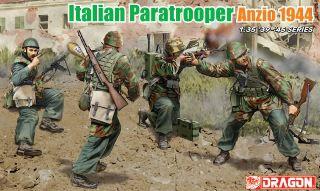 DRAGON PARACADUTISTI ITALIANI