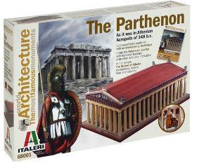 PARTHENON IL PARTENONE 15x29cm