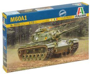 CARRO ARMATO M60A1        1/72 VERSIONE ITALIANA