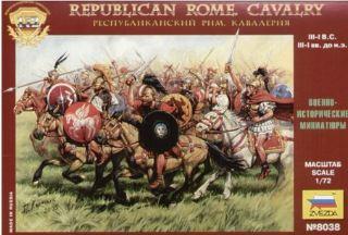 ROMANI CAVALLERIA REPUBBLICA