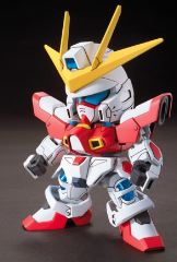 BB GUNDAM BUILD BURNING